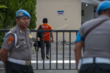 Evakuasi Jenazah Teroris