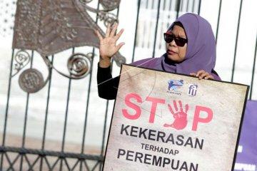 Aksi Hari Perempuan Sedunia