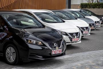 Nissan Leaf masuk pasar Indonesia tahun depan