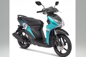 Yamaha hadirkan lima warna baru Mio S dan aksesoris MT-15