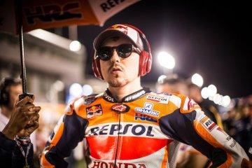 Honda belum mampu identifikasi masalah pada motor Lorenzo