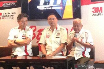 Toyota tim  Indonesia siap taklukkan musim balap 2019