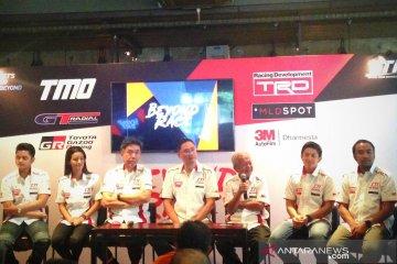 Toyota Team Indonesia tambah dua pembalap baru