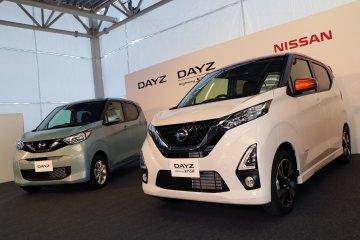 """Nissan, Mitsubishi luncurkan empat """"kei car"""" semi-otonom"""