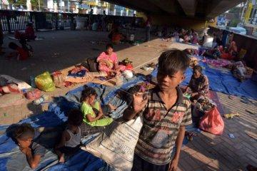 Demo Suku Sakai Terhadap Perusahaan Sawit