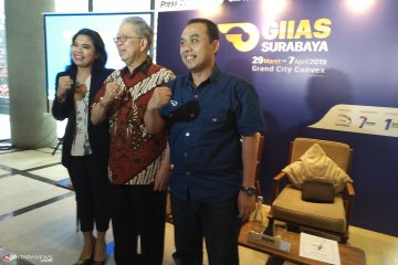 Gaikindo : penjualan otomotif mulai merata ke seluruh Indonesia