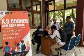 861 pemilih di Yogyakarta dinyatakan tidak memenuhi syarat
