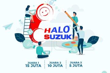 """SIS gelar kompetisi desain logo """"Halo Suzuki"""""""