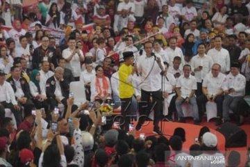 Kampanye Jokowi di Asahan