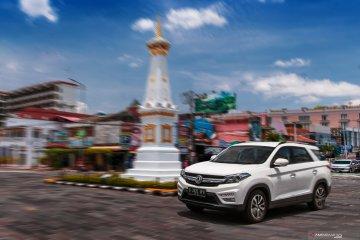 Besarnya pertumbuhan otomotif, magnet DFSK bermain di pasar SUV