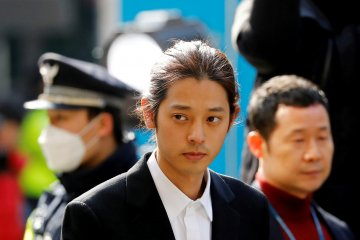 Kemarin, fakta baru kasus Jung Joon-young hingga bahaya cegukan