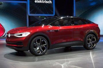 VW siapkan pesaing Tesla X di China pada 2021