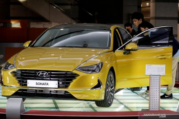 Hyundai Sonata dapat giliran pertama pakai mesin CVVD