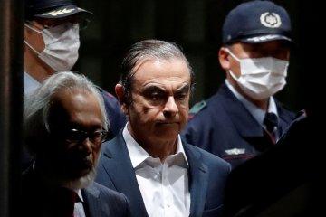 Pemegang saham Mitsubishi lengserkan Carlos Ghosn