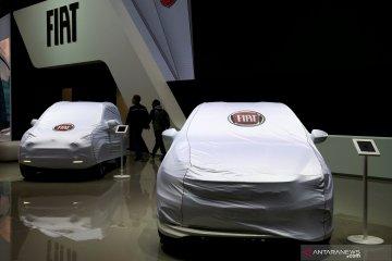 Mobil terkoneksi Fiat Chrysler pakai sistem Google dan Samsung