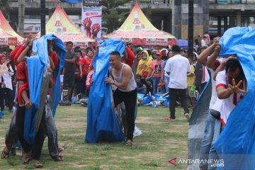 Hari Buruh Internasional di Medan