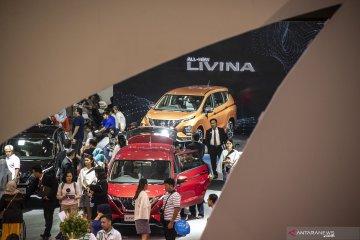 Belanja iklan otomotif selama IIMS Rp49 miliar, Nissan tertinggi