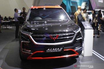 Almaz dominasi penjualan Wuling selama IIMS 2019