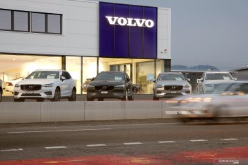Volvo pangkas ratusan karyawan