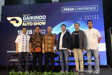 Ingin dongkrak penjualan otomotif, GIIAS 2019 bakal hadir lebih awal