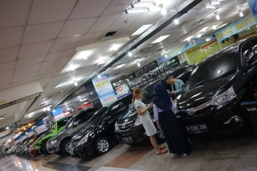 Penjualan mobil bekas turun jelang Ramadhan