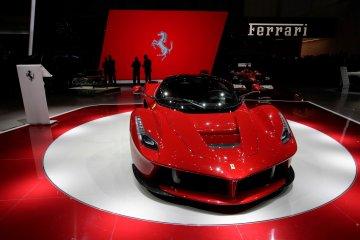 """Ferrari """"recall"""" 2.071 unit di China karena masalah airbag"""