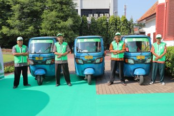 GrabBajay kini hadir di lima titik di Jakarta