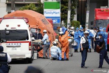 Teror penusukan massal di Kawasaki