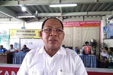Puncak arus balik di pelabuhan Makassar diprediksi H+5