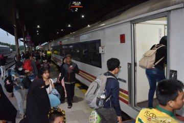 H+3 Lebaran, ramai-ramai kembali ke Jakarta