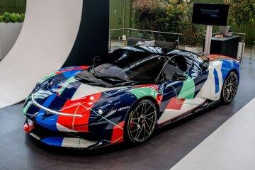 Pininfarina tawarkan hypercar Batista Rp35 miliar pada pameran