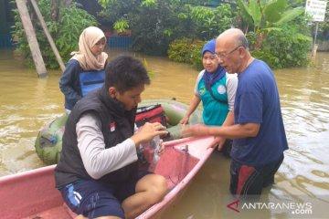 Bantuan Kesehatan untuk korban Banjir Samarinda