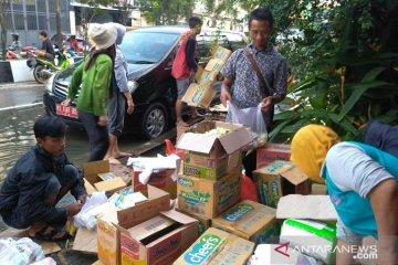 Relawan Banjir Samarinda