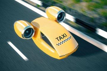 Taksi terbang Uber bakal mengudara di Melbourne