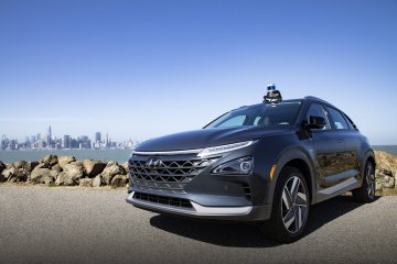 Hyundai-Kia akan pakai teknologi radar dan kamera Driver Aurora