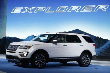 Ambisi Ford China rilis 18 mobil baru dalam 3 tahun