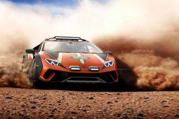 Lamborghini Huracan Sterrato akan segera diproduksi