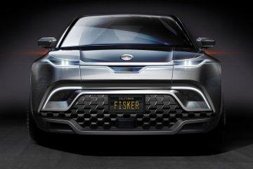 Fisker bocorkan tampilan SUV listrik jelang peluncuran Desember