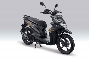 AHM segarkan tampilan Honda BeAT Street