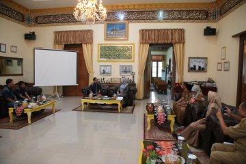 Bupati Pandeglang terima pengurus PPSW