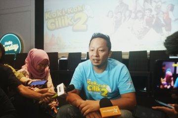Ringgo Agus Rahman senang bisa reuni bareng Christian Sugiono