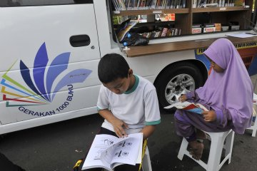 Gerakan Literasi 1000 Buku