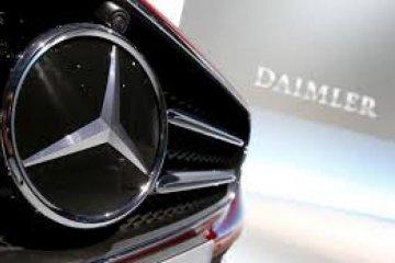 Bursa Jerman ditutup turun 0,45 persen, saham Daimler jatuh