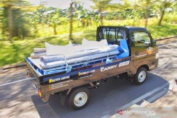 Suzuki New Carry Pick Up diklaim hemat bahan bakar