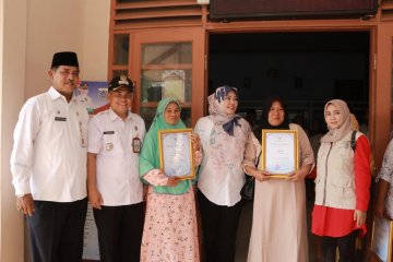 Penghargaan pendamping PKH