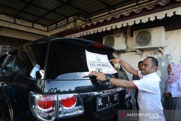 Kejati Aceh sita rumah dan mobil mantan Bupati Simeulue