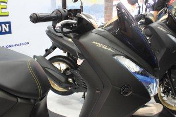 """Yamaha Lexi """"Maxi Signature"""" terinspirasi T-Max"""
