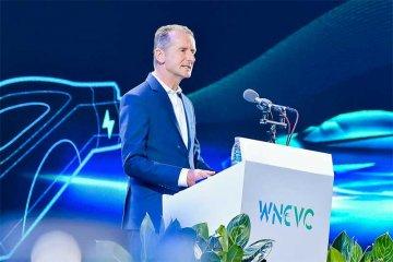 VW siapkan 14 model baru sambut tren mobil listrik di China