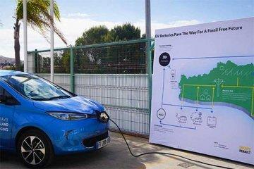 Aliansi Renault-Nissan-Mitsubishi investasi di Mobility House