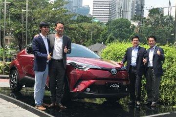 Minat konsumen meningkat, Toyota genjot penjualan mobil hybrid